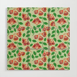 Ferninandosa Flower Wood Wall Art