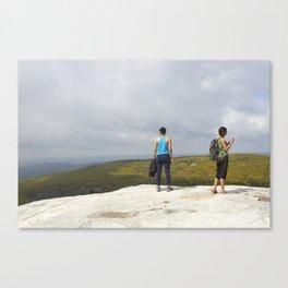 Sam's Point Canvas Print