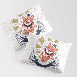 Cheshire Cat - Alice in Wonderland Pillow Sham