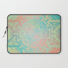 Symmetry 11: Pizza Star Laptop Sleeve