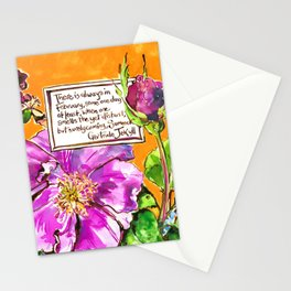 Promise of Summer Stationery Cards