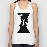 cyclops Tank Tops featuring Cyclops by 5wingerone