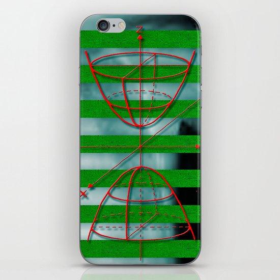 Figure 57 (Diagram Series) iPhone & iPod Skin