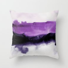 Two Tones Throw Pillow