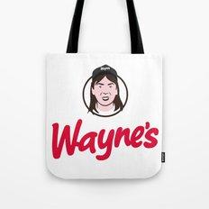Wayne's Single #1 Tote Bag