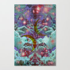 Lunar Dance Canvas Print