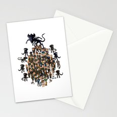 Super Aliens³ Resurrection Stationery Cards