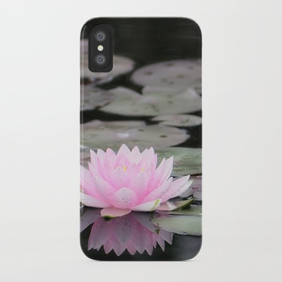The Lily Pad iPhone Case