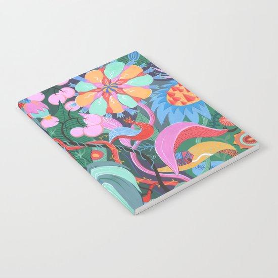 Hidden House Notebook