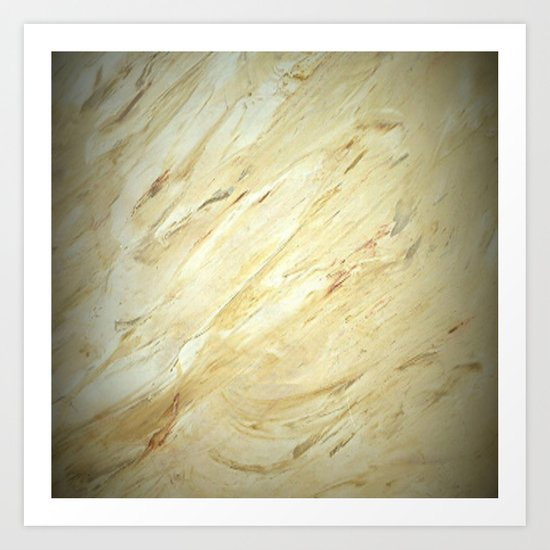 Old World Marble II - Faux Finishes - Marble Art Print