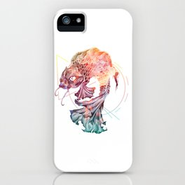 Spirit of the Koi Fish iPhone Case