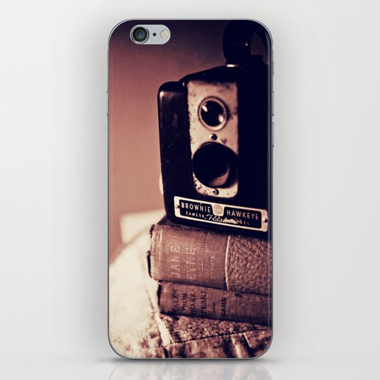Vintage Love iPhone & iPod Skin