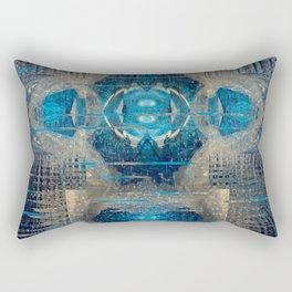 (You Treat Me Like An) Ashtray Heart Rectangular Pillow