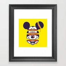 Defragmented!  Framed Art Print