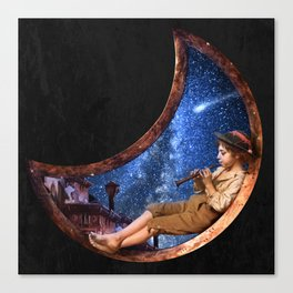 Lullaby for the Stars Canvas Print