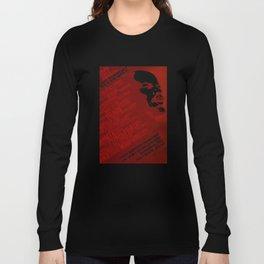 Russia, URSS Vintage, peace Long Sleeve T-shirt