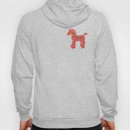 Real Dala Horse #1 Hoody
