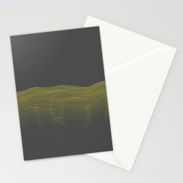 Wave Haunted Stationery Cards