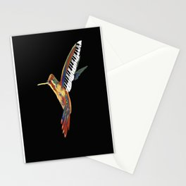 KeyBird Matthew Heller self titled record cover and Heller High Water logo Stationery Cards