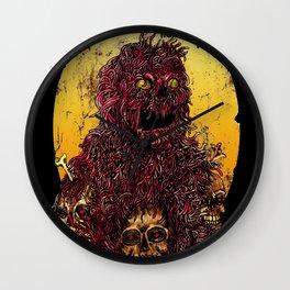 WORM BOY Wall Clock