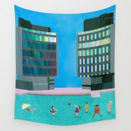 The Square Wall Tapestry