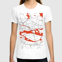 sweden T-shirts featuring Stockholm Sweden. by Studio Tesouro