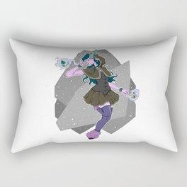 Krampus Rectangular Pillow