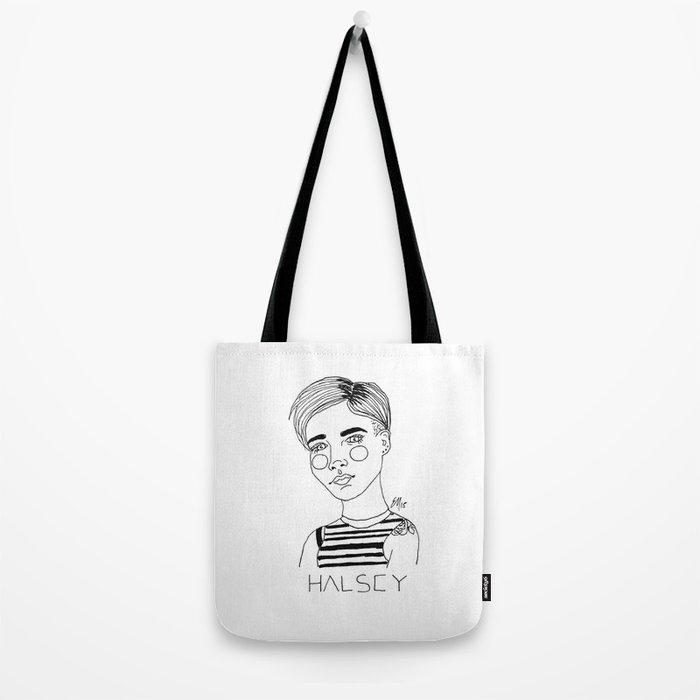 Halsey II Tote Bag