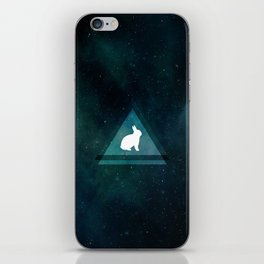 Lamar in SpaceTime iPhone Skin