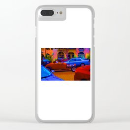 ROADSTER Clear iPhone Case