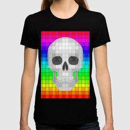 Ranbow Skull T-shirt