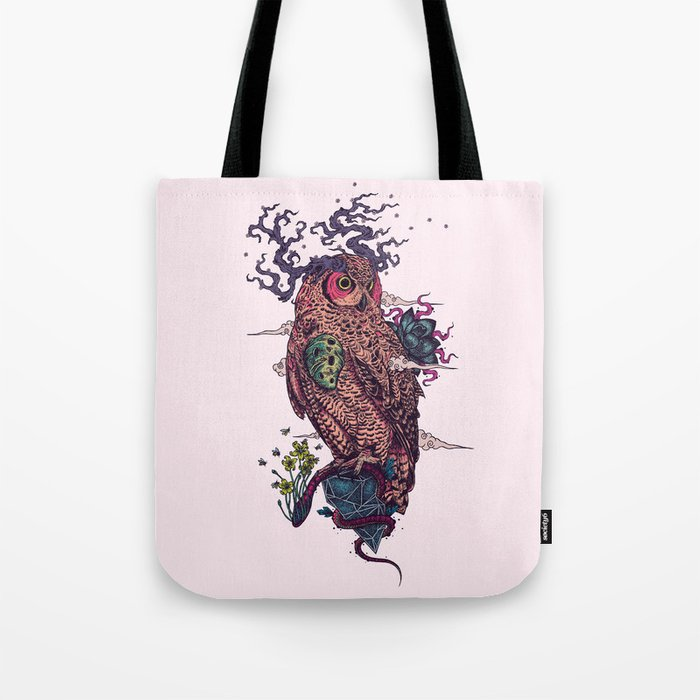 Regrowth Tote Bag