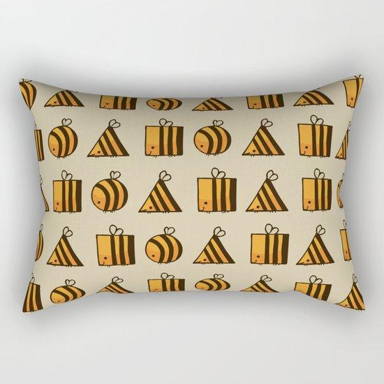 BEE DIFFERENT Rectangular Pillow