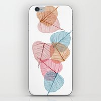 vegetable iPhone & iPod Skins featuring vegetable ribs by 1 monde à part