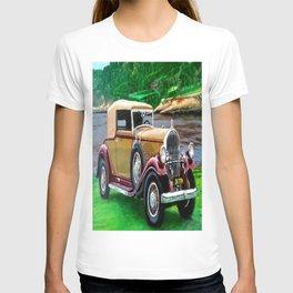 CAR # 2 T-shirt