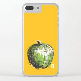 ceci n'est pas un t-shirt Clear iPhone Case