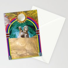 One Weapon Of Thought About This Stationery Cards