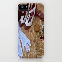 The gold digger iPhone Case
