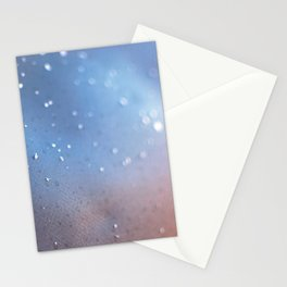 Frozen Blue Stationery Cards