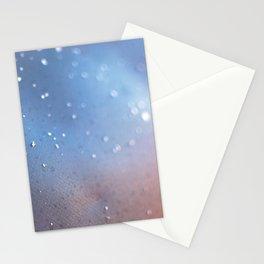 Frozen Blue Stationery Cards