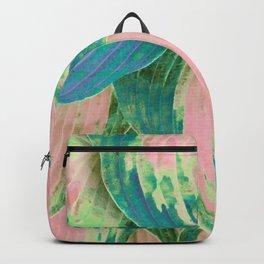 Hosta Multicolor Backpack
