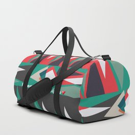 Pins Duffle Bag