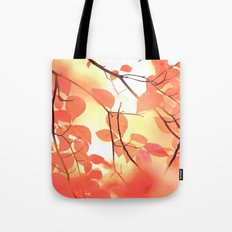 Ablaze With Color Tote Bag