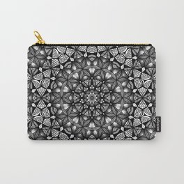 Seed of Life Mandala Carry-All Pouch