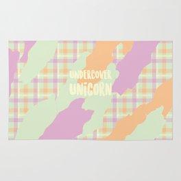 Undercover Unicorn Rug