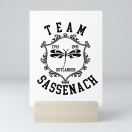TEAM SASSENAH Mini Art Print
