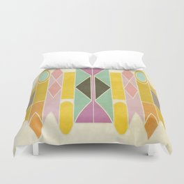 Tribalia Exotica #Society6 #buyart #decor Duvet Cover
