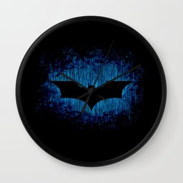 BAT MAN Wall Clock
