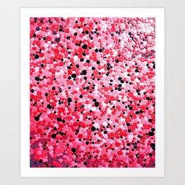 Candy Crusher Art Print