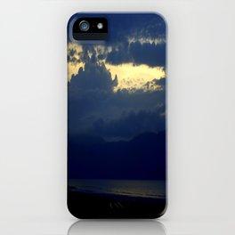 Blues. iPhone Case